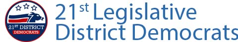 21st Legislative District Democrats
